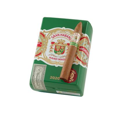 Gran Habano No. 1 Connecticut Pyramid - CI-GH1-PYRN - 400