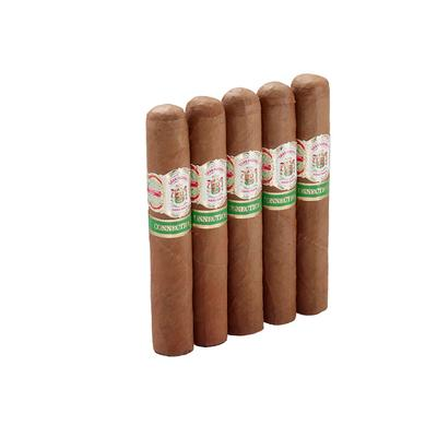 Gran Habano #1 Connecticut Robusto 5 Pack - CI-GH1-ROBN5PK - 400