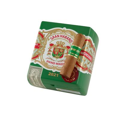 Gran Habano No. 1 Connecticut Short Robusto - CI-GH1-SHON - 400