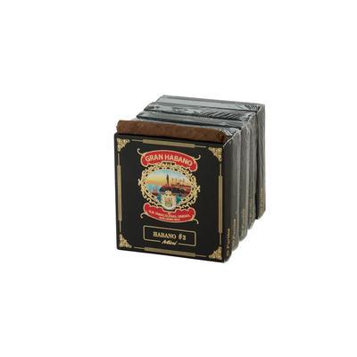 Gran Habano #3 Habano Cigarillos 5/20 - CI-GH3-CIGNPK - 400