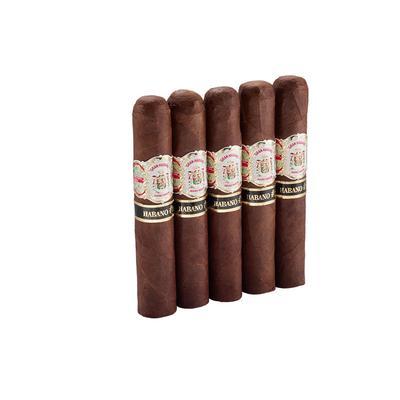 Gran Habano #3 Habano Rothschild 5 Pack - CI-GH3-ROTN5PK - 400