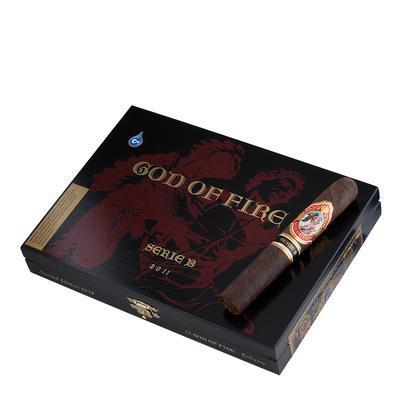 God Of Fire Serie B Robusto - CI-GOF-SBROBN - 400