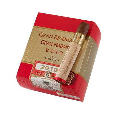 Gran Habano Gran Reserva #5 2010 Czar - CI-GR5-CZAN - 400