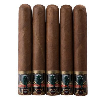 Gurkha Wicked Indie Robusto 5 Pack - CI-GWI-ROBN5PK - 400