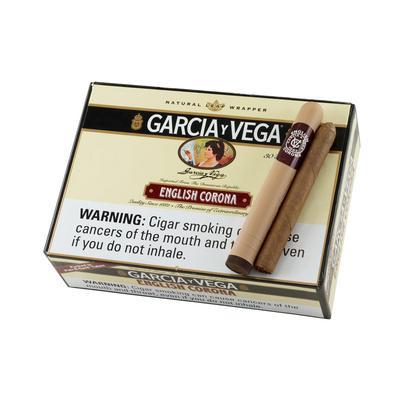 Garcia Y Vega English Corona Tubes - CI-GYV-ECORNT - 400