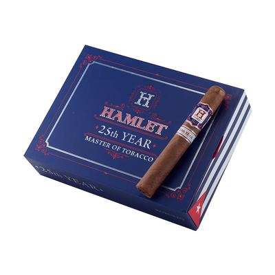 Hamlet 25th Year Robusto - CI-H25-ROBN - 400