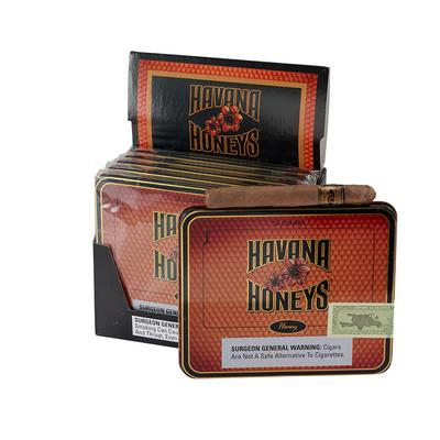 Cigarillos Honey 5/10-CI-HAH-TINHON - 400