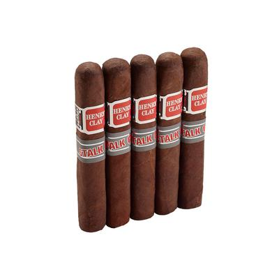 Henry Clay Stalk Cut Robusto 5 Pack - CI-HCC-ROBM5PK - 75