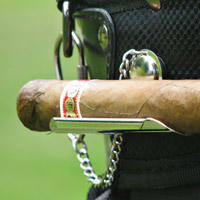 HeaterHolder Golf Bag Cigar Holder