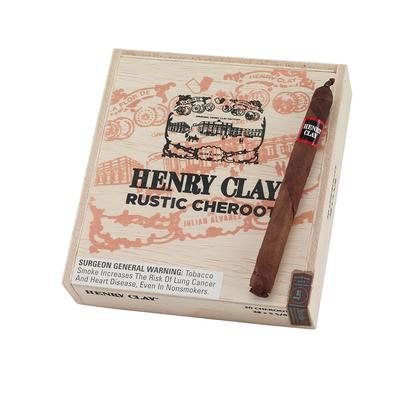 Henry Clay Rustic Cheroot - CI-HEN-RUSTM - 400