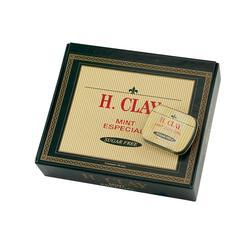 Henry Clay Smokers Mint - MI-HEN-MINT - 400