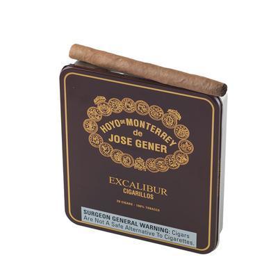 Excalibur Cigarillos (20) - CI-HOX-CIGNZ - 400