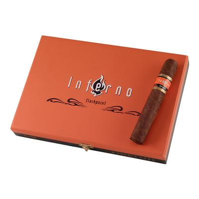 Inferno Flashpoint Double Toro - CI-INP-DTORN - 400