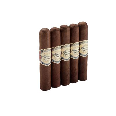 Jaime Garcia Reserva Especial Petit Robusto 5 Pack - CI-JAG-PETM5PK - 400