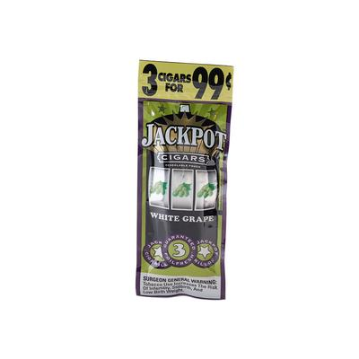 Jackpot White Grape 3 For 99c - CI-JCP-WHGRPZ - 400