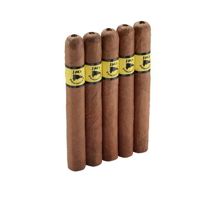 JM's Dominican Connecticut Toro 5 Pack - CI-JMC-TORN5PK - 400