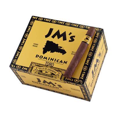 JM's Dominican Sumatra Toro - CI-JMD-TORN - 400