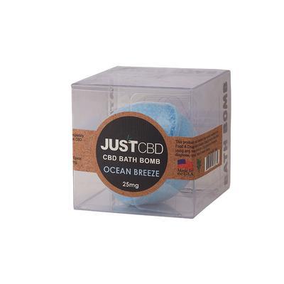 Just CBD Bath Bomb Ocean Breaze - HM-JUS-BBOB - 400