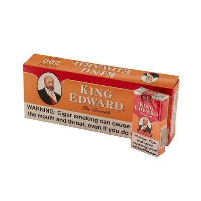 King Edward Filtered Little Cigars 10/20 - CI-KIN-CIGNPK - 400
