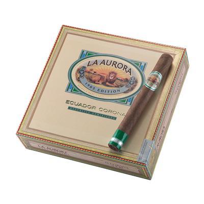 La Aurora Preferidos Emerald Ecuadorian Sungrown Corona - CI-LAE-CORN - 400