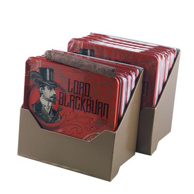 Lord Blackburn Red Cigarillos 10/10 - CI-LBR-CIGN - 400