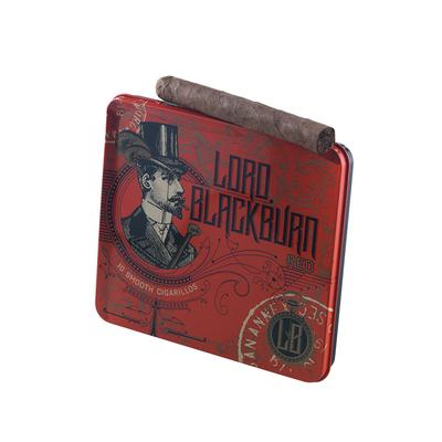 Lord Blackburn Red Cigarillos (10) - CI-LBR-CIGNZ - 75