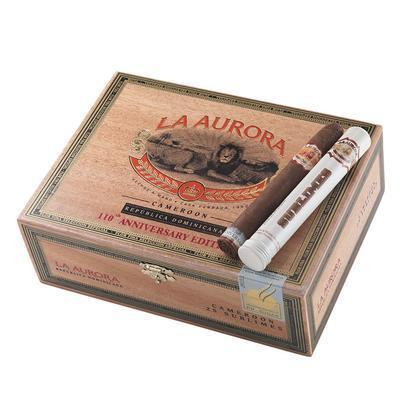 La Aurora 110th Anniversary Cameroon Sublime - CI-LC1-SUBN - 400