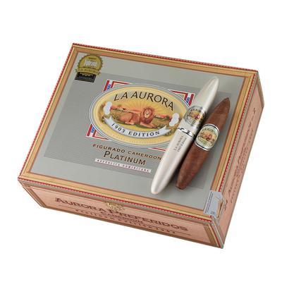 La Aurora Preferidos Platinum Cameroon #2 Tubes - CI-LCA-PLA2N - 400