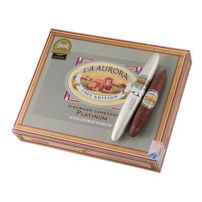La Aurora Preferidos Cameroon Platinum Edition 8 Pack - CI-LCA-PLAN8 - 400