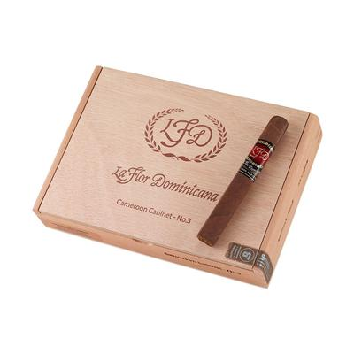 La Flor Dominicana Cameroon Cabinet Number 3 - CI-LCB-3N24 - 400