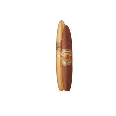 La Aurora Preferidos Gold Dominican Corojo #2 Tubes - CI-LCJ-2TNZ - 75
