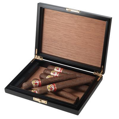La Gloria Cubana Serie R No. 7 7-Pack with Travel Humidor - CI-LGR-7NTHUM - 75