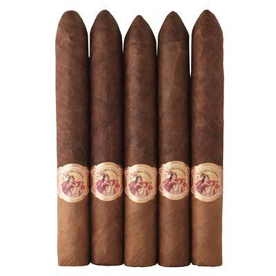 La Gloria Cubana Artesanos De Tabaqueros 652B 5 Pack - CI-LGT-BELN5PK - 400