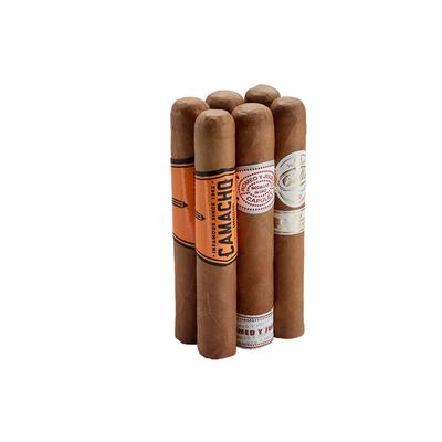 Medium Bodied 6 Pack No. 2 (3x2) - CI-LIQ-6MED2 - 400