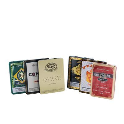 Tin Assortment Sampler-CI-LIQ-FAMP1 - 400