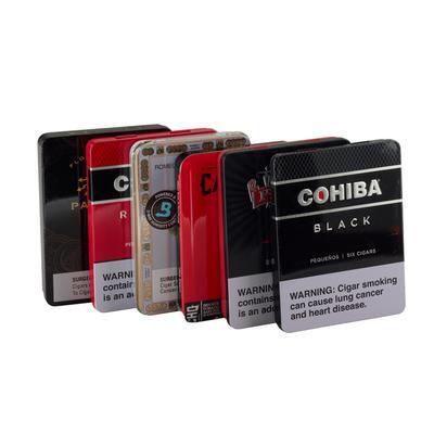 Tin Assortment Sampler - CI-LIQ-FAMP1 - 400