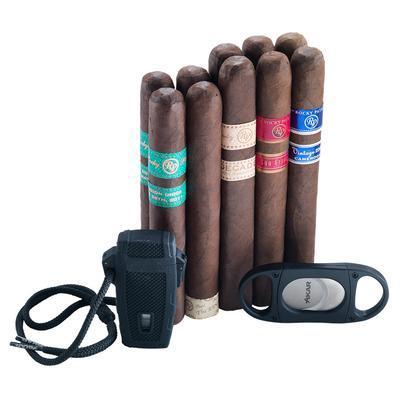 RP 10 Cigar Sampler Light Cut