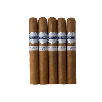 Lucullan Classis Argentum Robusto 5 Pack-CI-LLA-ROBN5PK - 400