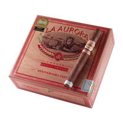 La Aurora 110th Anniversary Corojo Churchill - CI-LO1-CHUN - 400