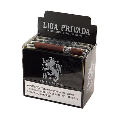 Liga Privada No. 9 Coronets 5/10 - CI-LP9-CORM - 400
