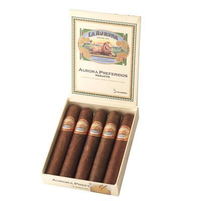 La Aurora Preferido Accessories and Samplers La Aurora Preferido Robusto  Assortment - CI-LPF-5ROBSAM - 400
