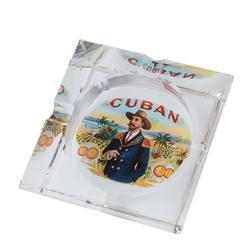 Lotus Cuban Vista Ashtray Cuba - AT-LTS-CVCCUBAN - 400