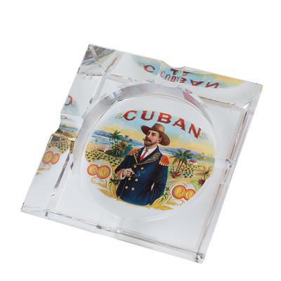 Cuban Vista Ashtray Cuba-AT-LTS-CVCCUBAN - 400