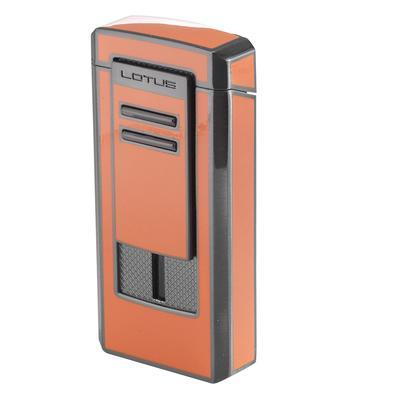 Lotus Commander Triple Flame Lighter Orange - LG-LTS-COMMORG - 400