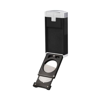 Duke Cigar Cutter Lighter Chrome-LG-LTS-DCCBCH - 400