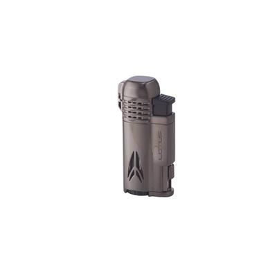 Lotus Defiant Lighter Dark Gunmetal Satin - LG-LTS-DEFGUN - 75