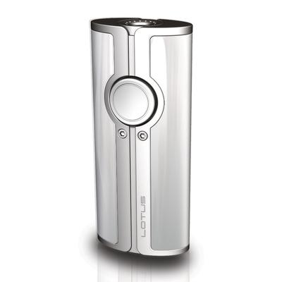 Monarch Single Flame Lighter Chrome Satin-LG-LTS-MONRCCHR - 400