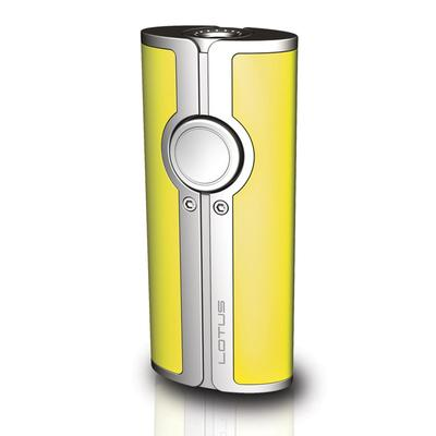 Monarch Single Flame Lighter Yellow-LG-LTS-MONRCYLW - 400