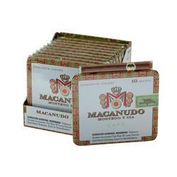 Macanudo Ascot 10/10 - CI-MAC-ASCOTN - 400