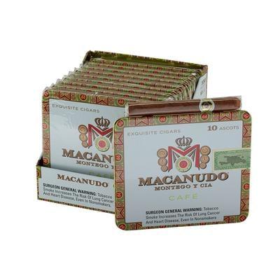 Macanudo Cafe Ascot 10/10 - CI-MAC-ASCOTN - 400